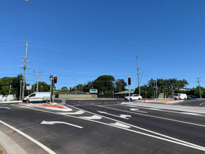 Jellicoe and Station Road intersection