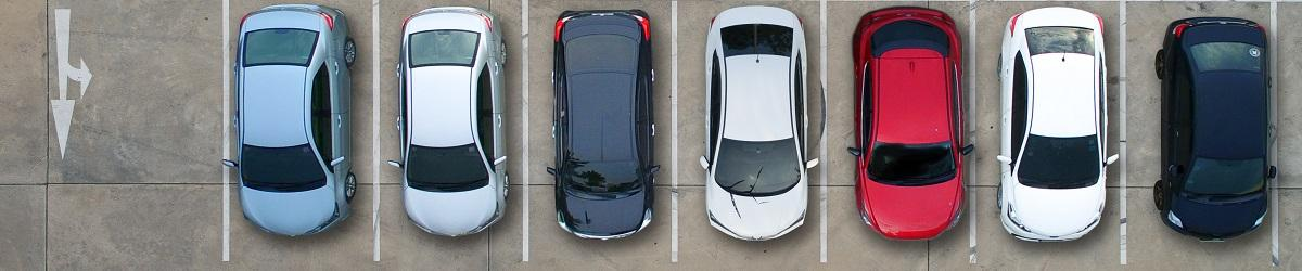 Picture of cars parked in carpark